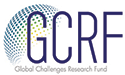 Global Challenges Research Fund Logo - None in Three