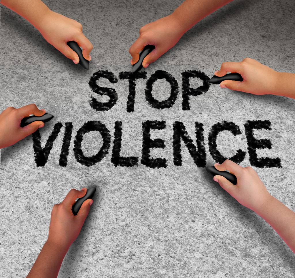 None in Three - Preventing gender-based violence