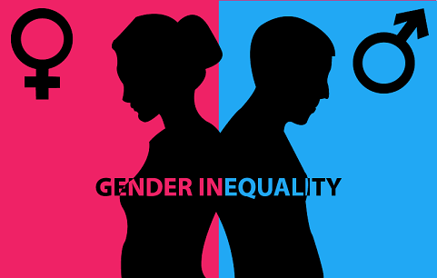 Gender Inequality - None in Three
