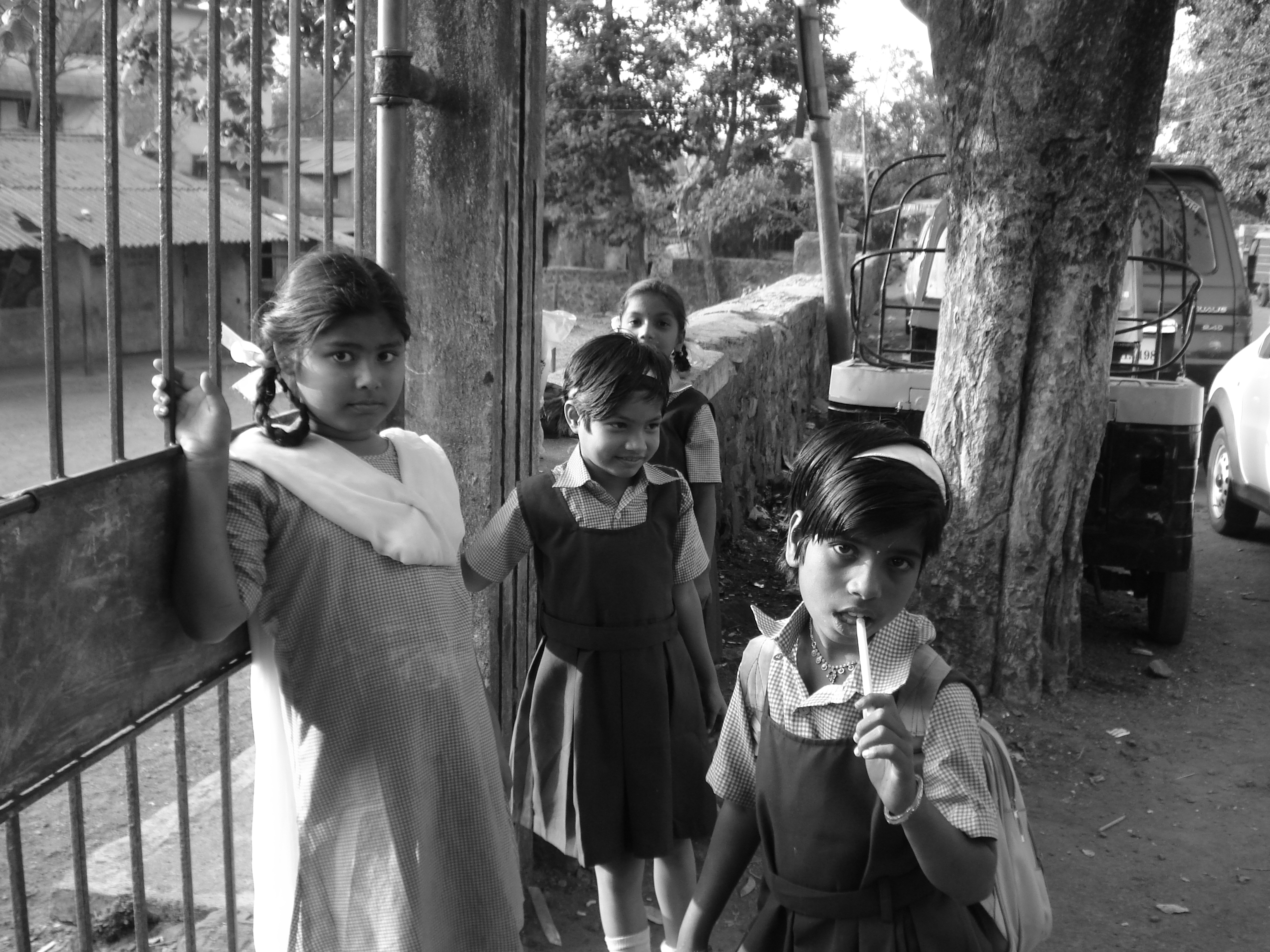 India - Preventing gender-based violence - None in Three
