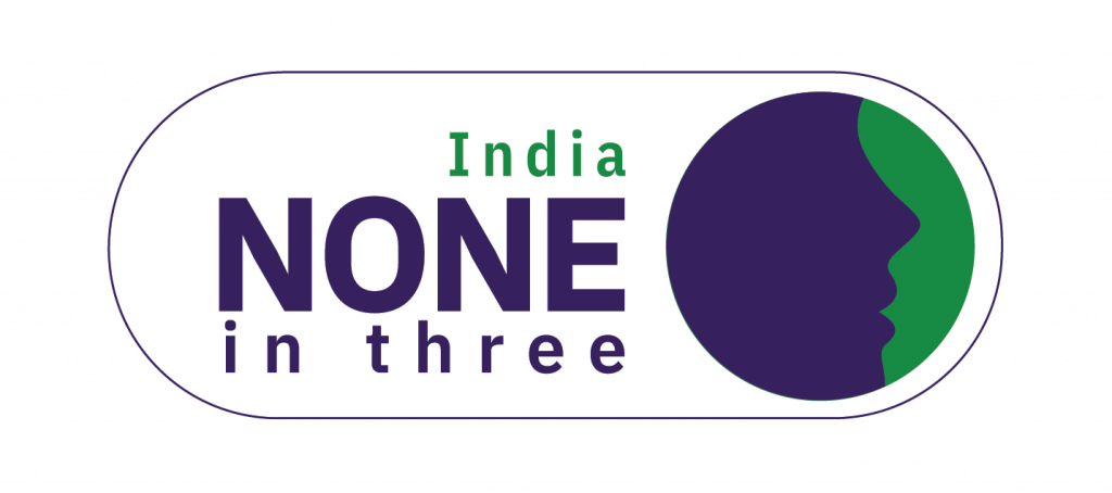 Logo for None in Three - India