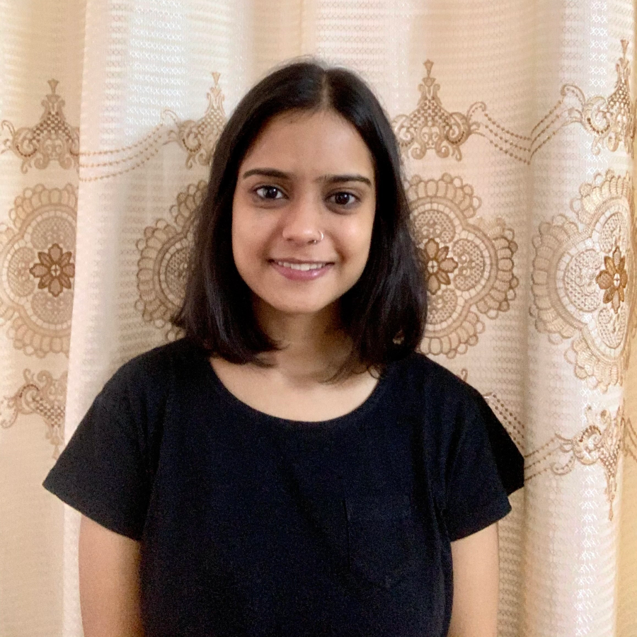None in Three India Junior Research Assistant Gauri Pawsey